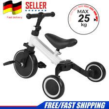 2in1 Kinder Dreirad Kinderlaufrad Kinderfahrzeug Lernlaufrad  ab 1-3 Jahre NEU