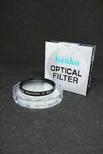 Universal 58 mm  Circular Screw in Camera Lens Filer UV Filter