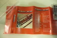 THE BEATLES 1962-1966 K7 AUDIO TAPE CASSETTE. 0 777 7 97037 4 6.  LOVE ME DO.