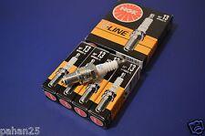 NGK Spark Plug Set 4Pcs 2111-3707010 Lada Niva 1700i 21214 Niva Chevrolet 2123