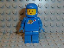 LEGO® Space Classic 1x Figur Astronaut blau ohne Airtank aus 6971 6940 6972 F991