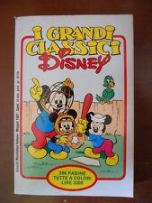 I Grandi Classici di Walt Disney n°27 1987 [G277] Buono