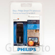 Philips PTA128 WiFi Wireless LAN TV adapter PFL3208 PFT4509 USB Dongle PTA128/00