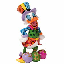 Dagobert Duck Uncle Scrooge Von Disney nach Romero Britto
