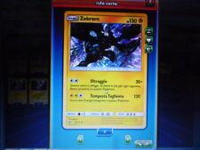 POKEMON ZEKROM HOLO FOIL *DIGITALE* per POKEMON TCG ONLINE (PTCGO IN GAME CARD)