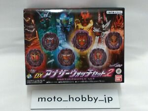 NEW Bandai Kamen Rider Zi-O DX Another Watch Set vol.2 2019 from Japan F/S