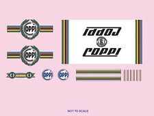 Fausto Coppi Bicycle Decals-Transfers-Stickers n.7