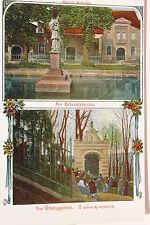 15915 AK Albendorf Schlesien Betsaidateich u.Ölberggarten Rybnik Betsaida 1918