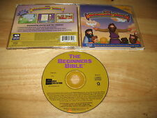 The Beginner's Bible Game PC CD-ROM Encore Brighter Child 1998 for Windows 95/98
