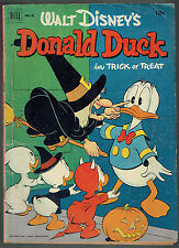 DONALD DUCK  26  GD/VG/3.0  -  Barks' 36 page Trick or Treat story!