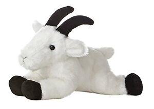 Aurora World Mini Flopsie Goat Plush Toy