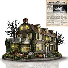 AMITYVILLE HOUSE America's Most Haunted Village Collection NEW