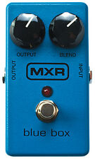 MXR Blue Box Octave Fuzz M103 Effects Pedal, Brand New In Box !