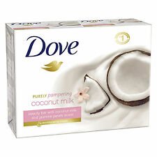 Dove Purely Pampering Cream Bar Coconut Milk and Jasmine Petals Scent Soap 100gr