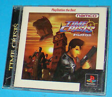 Time Crisis - Sony Playstation - PS1 PSX - JAP