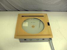 Honeywell Hotpack AR15BDN2062 7 Day Circular Temperature Chart Recorder w/Probe