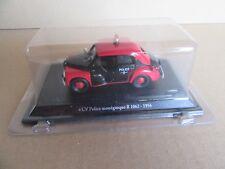 986G Eligor Hachette Renault 4cv R1062 Polizia Monegasco 1956 1:43
