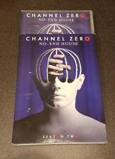 Channel Zero: Season Two - No-End House (DVD, 2-Disc Set) 2 tv show series NEW