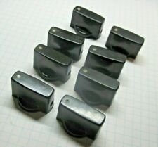 Lot of 8 HICKOK models 533, 539, 800, ...6000 TUBE TESTER CONTROL KNOB