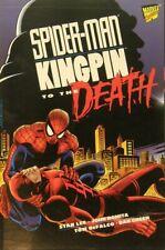 Spiderman/Kingpin: To The Death #1 (Fast wie Neu Minus ( NM Marvel Comic Amerik.
