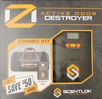 Scentlok OZ Chamber 8K Duffel & OZ500 Ozone Generator Combo Odor Destroyer NEW!