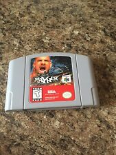 Mayhem Nintendo 64 N64 Game Cart Works BA5