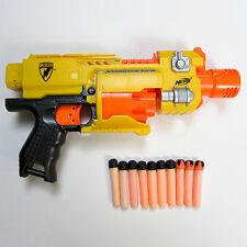 Nerf Barricade RV-10 PISTOLA ELETTRONICA Nerf-N-Strike + freccette giocattolo CONSEGNA GRATUITA
