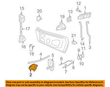 GM OEM-Interior Inside Door Handle Left 22711362