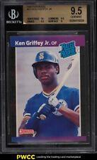 1989 Donruss Ken Griffey Jr. ROOKIE RC #33 BGS 9.5 GEM MINT