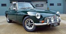 1971 MGB GT 1.8 Mark 2 Chrome Bumper Racing Green Great Example!