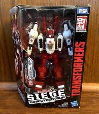 Sixgun Transformers Siege War For Cybertron Action Figure New NIB Hasbro