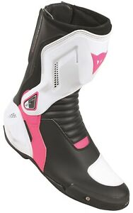 Dainese Nexus Lady Ladies Motorcycle Boots Lorica Sport Touring Toes Grinder