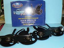 1935 1936 1937 Ford  Pickup and Truck Door Window regulator set