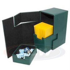 1 BCW TEAL LX Deck Locker MTG CCG Pokemon Premium Storage Box