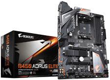 Gigabyte AMD B450 AM4 Aorus Elite ATX DDR4-SDRAM Motherboard