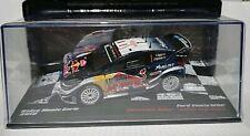 1/43 Ford Fiesta WRC Ogier winner Rally Monte-Carlo 2018 M-Sport Red Bull