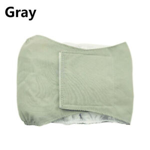 Dog's Reusable Nappy Physiological Diaper Belly Band Menstrual Cotton Wrap Pants