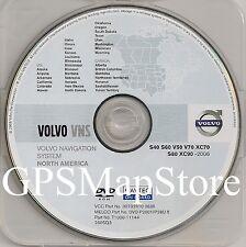 2002 2003 2004 2005 2006 2007 Volvo S40 V50 V70 XC70 Navigation DVD WEST CD Map