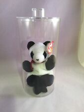 TY Beanie Baby - 1997 FORTUNE THE ORGINAL PANDA BEAR,WITH TAG ERRORS.COLLECTORS
