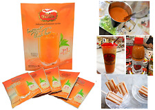 Thai Milk Tea Hot Iced Instant Powder 3 in 1 Number One Brand 20g x 5 sachets