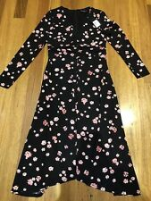 Portmans dress Size M 10 12 New BNWT $129.95 work formal casual race party