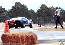 FORD GT40 Thompson Lowther JW Engineering Wyer sebring 12 H 1967 photographie