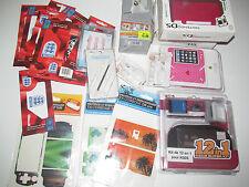 Lot Destockage Revendeur x30 Accesoires pour Console de jeux Nintendo DS & DSI