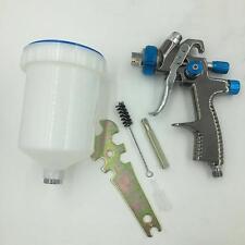 Air Spray Gravity Gun Paint Hvlp Feed  New 1 Kit Auto Pressure Tool Mini SAT1173