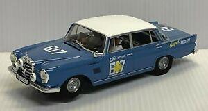 REVELL 08350 MERCEDES BENZ 300 SE RALLYE ARGENTINA 1964 #617 (NEW) 1.32 Slot Car