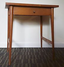 PAUL McCOBB PLANNER GROUP LAMP TABLE NIGHT STAND #1586 MID-CENTURY MODERN
