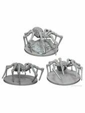 Dungeons & Dragons Nolzur's Marvelous Unpainted Minis Spiders