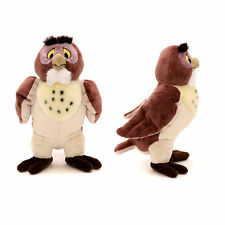 Nuevo Oficial Disney Winnie The Pooh 28cm Con Dibujo De Búho Suave Juguete De Peluche