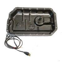 2010 08-12 AUDI A4 A5 S4 S5 B8 HEATED LOWER BOTTOM ENGINE OIL PAN w/ HEATING OEM