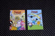 ADVENTURE TIME P1 & P2 PROMO CARDS